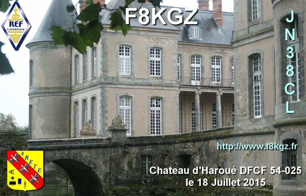 Chateau d Haroué DFCF 54-025 14x9