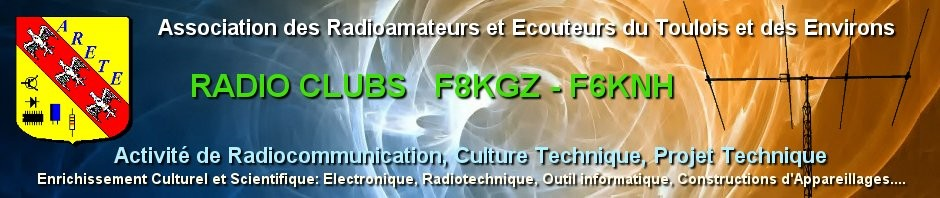 Radio club F8KGZ / ARETE