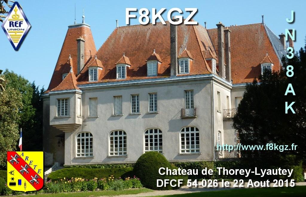 Chateau de Thorey-Lyautey DFCF 54-026 14x9